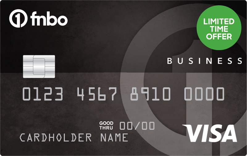 Business Edition Visa Card with Cashback card