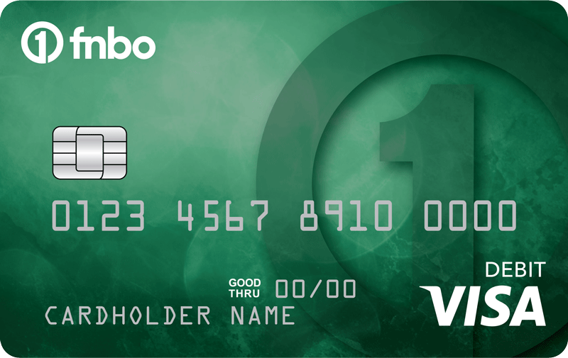 Visa® Debit Card, No Service Fees | First National Bank of Omaha