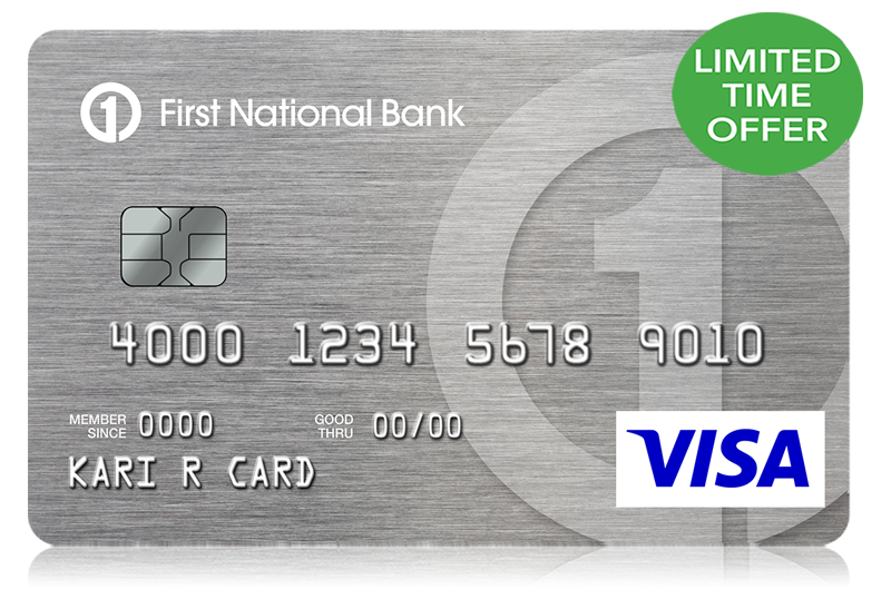 Cash Back Visa® Card