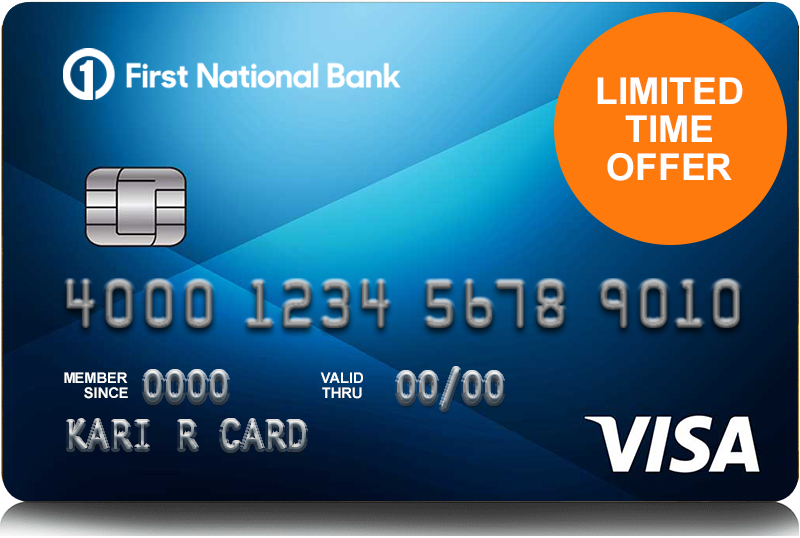 Personal Credit Cards | First National Bank of Omaha